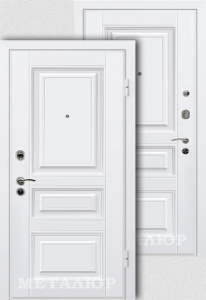 М11 белый МеталЮр